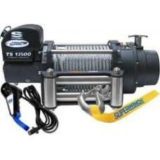 Лебедка Tiger Shark 13500 электрическая 12В