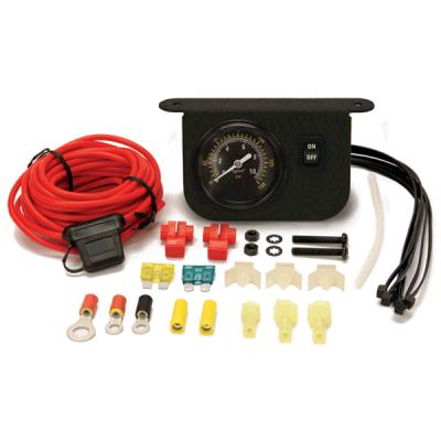Панель управления компрессором VIAIR (150 PSI, черный, 20 А)