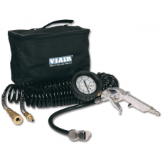 "Комплект для подкачки колес VIAIR (манометр 2,5"" 200 PSI, шланг, сумка)"