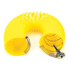 Витой шланг VIAIR (10,5 м, быстроразъем - насадка на ниппель)
