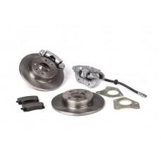 Комплект задних дисковых тормозов для ВАЗ 2108 – 2110, Priora, Kalina, Granta