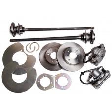 Комплект задних дисковых тормозов для ВАЗ 2101 – 2107