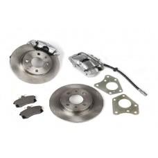 Комплект задних дисковых тормозов